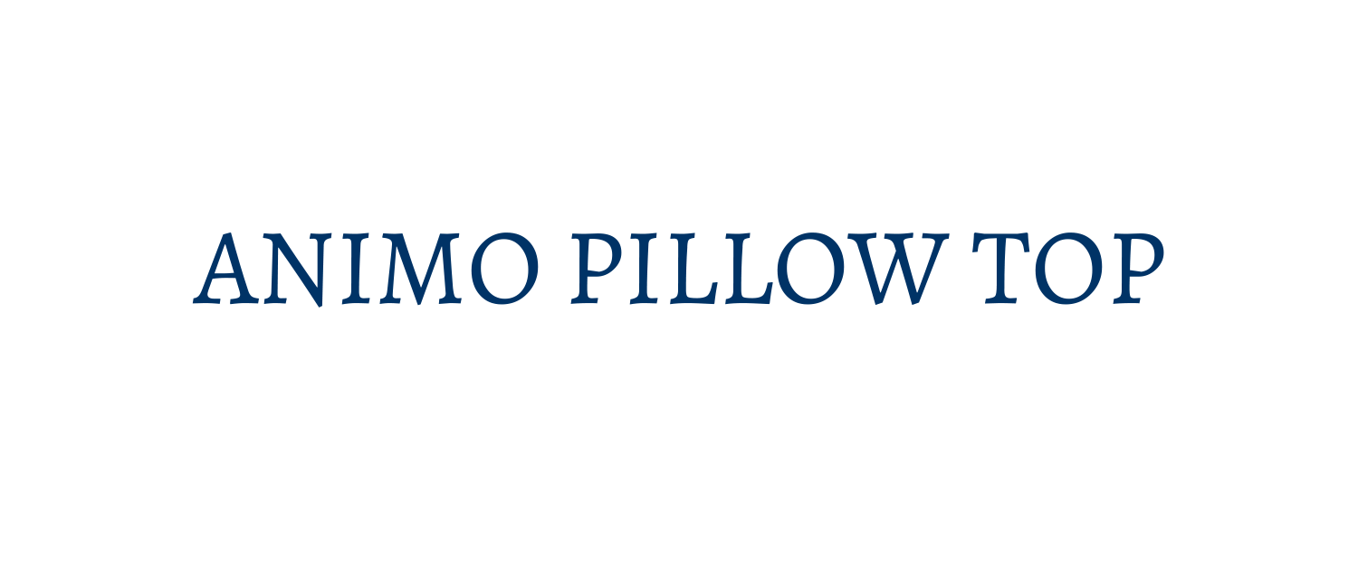 materasso Animo Pillow Top