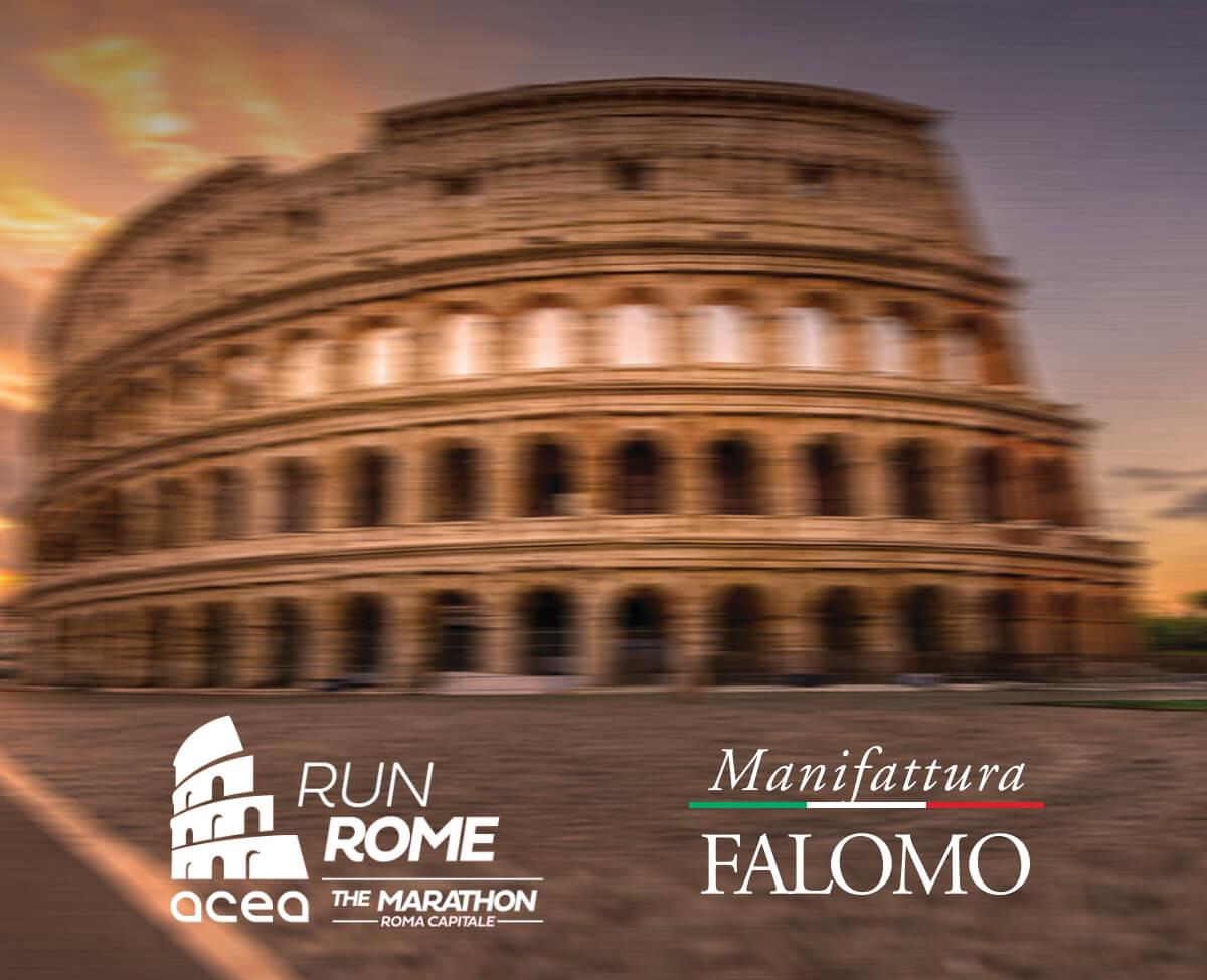 Promo maratona di Roma 2021